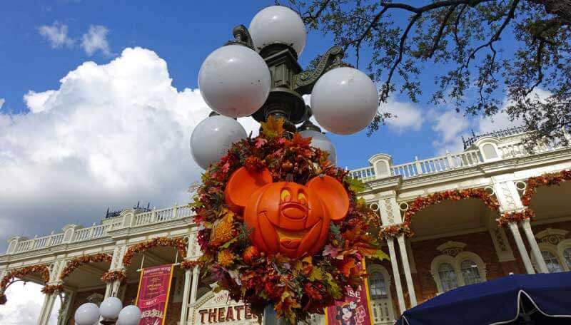 Best Time to Visit Disney World in 2018 and 2019 - September and October - Halloween at Magic Kingdom