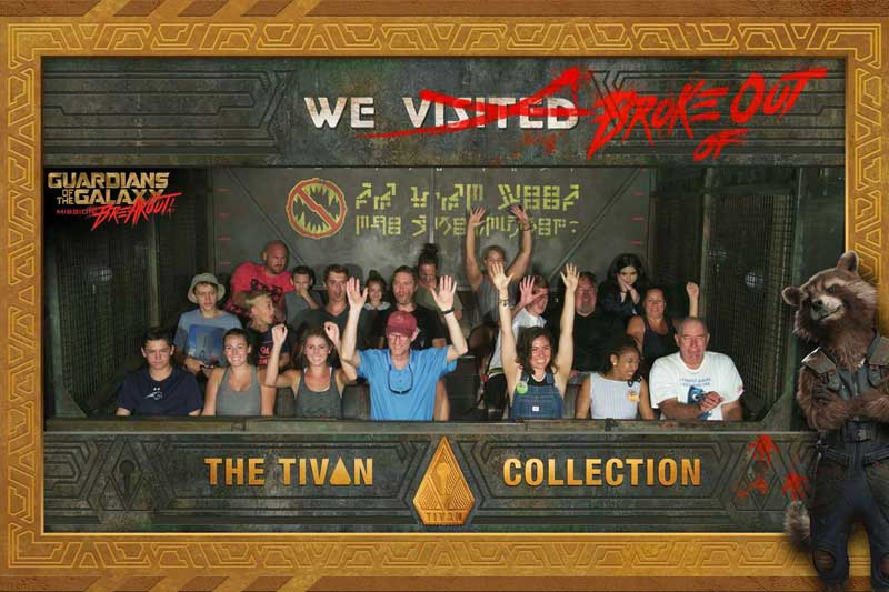 Disney MaxPass - Photopass Unlimited Download - Guardians of the Galaxy - Multi-Generational Trip to Disneyland