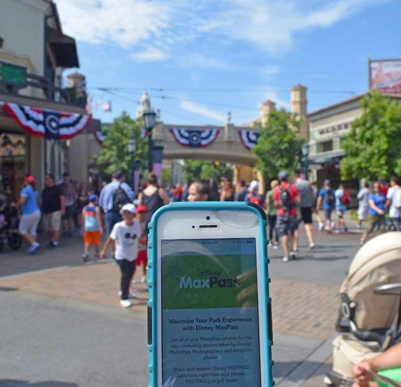 Maximize Your Time at Disneyland -- MaxPass