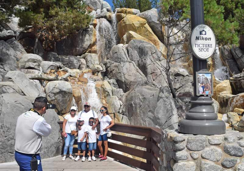 Disney MaxPass - PhotoPass at Disney California Adventure