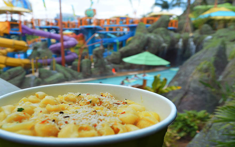 The Great Movie Ride Closing In August - Mac and Cheese at Universal Orlando