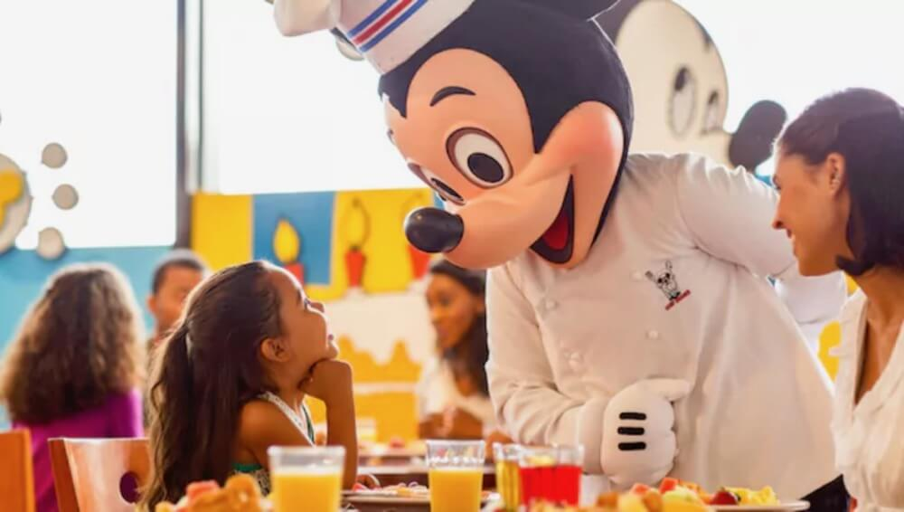 Popular Chef Mickey's in Disney World to be Temporarily Relocated