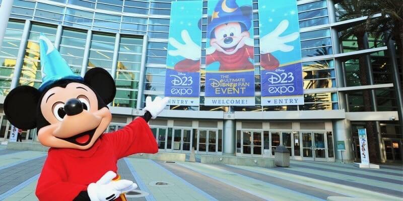 Disney MaxPass Will Debut at Disneyland Resort - Mickey at D23 Expo 2017