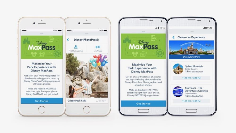 Disney MaxPass Will Debut At Disneyland Resort July 19