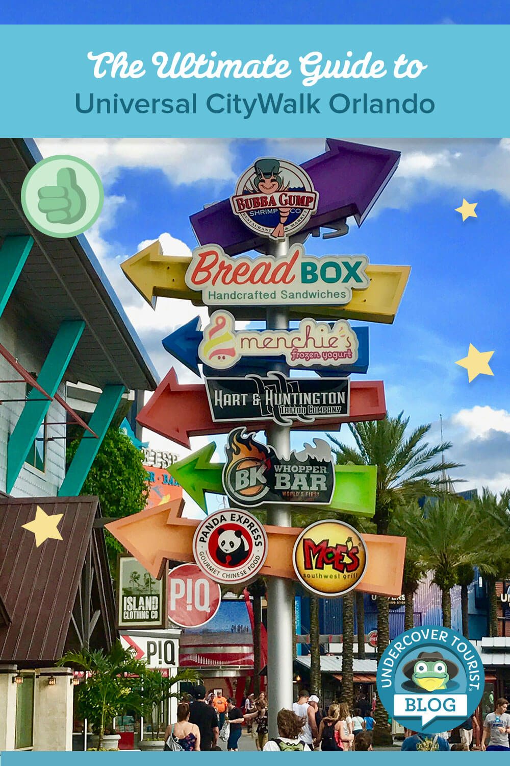 Ultimate Guide To Universal Citywalk Orlando