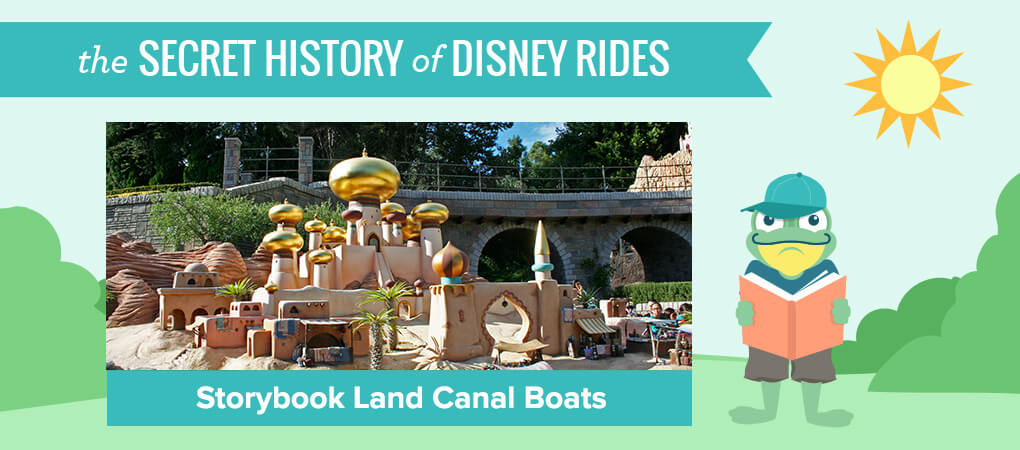 The Secret History of Disney Rides: Storybook Land Canal Boats - Secret History of Storybook Land Canal Boats