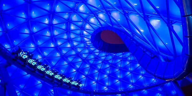 Tron Lightcycle Attraction - What's Coming to Disney World and Universal in 2018