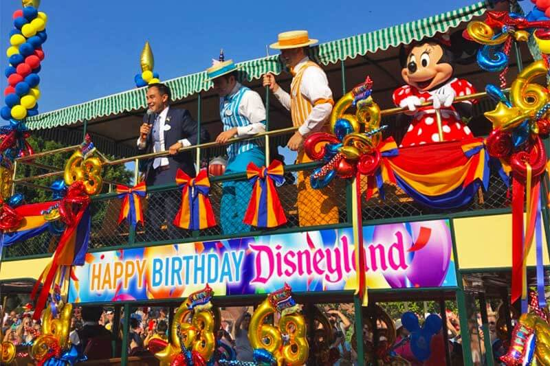 Tips for Celebrating Disneyland's 65th Birthday