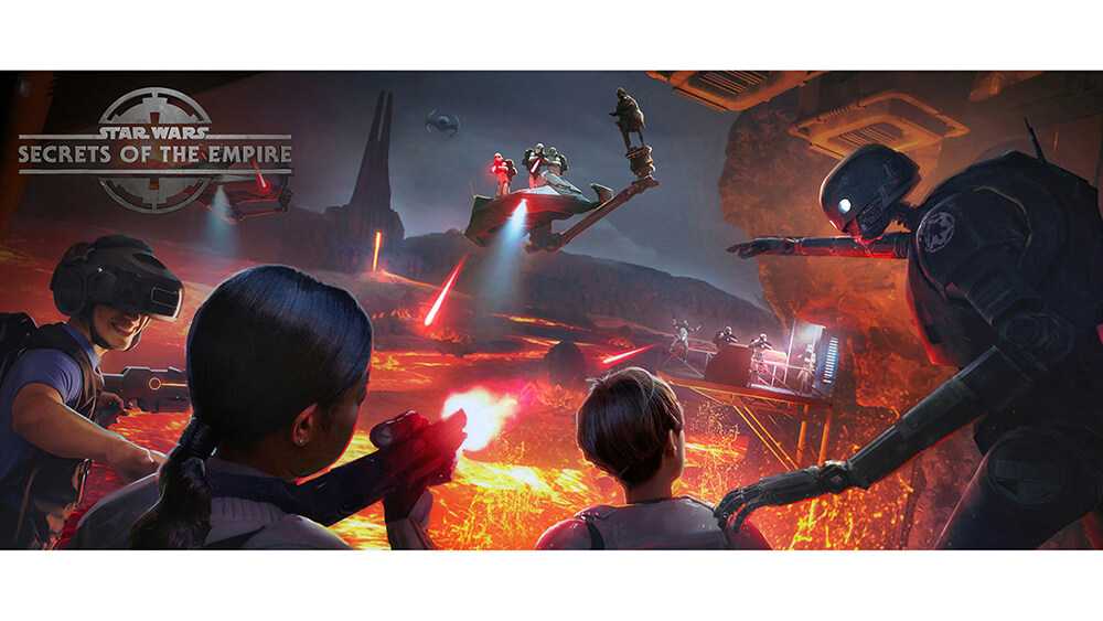 New Star Wars VR Experience Coming to Downtown Disney, Disney Springs