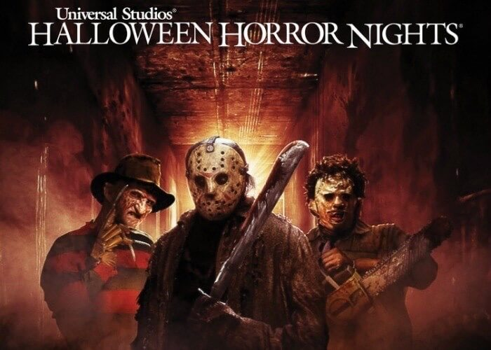 Slashers Team Up as Titans of Terror at Halloween Horror Nights Hollywood
