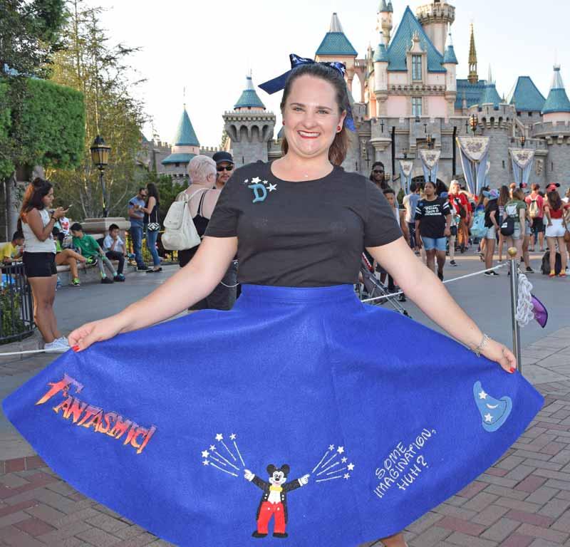 Disneyland's Birthday Celebration - Dress the Part