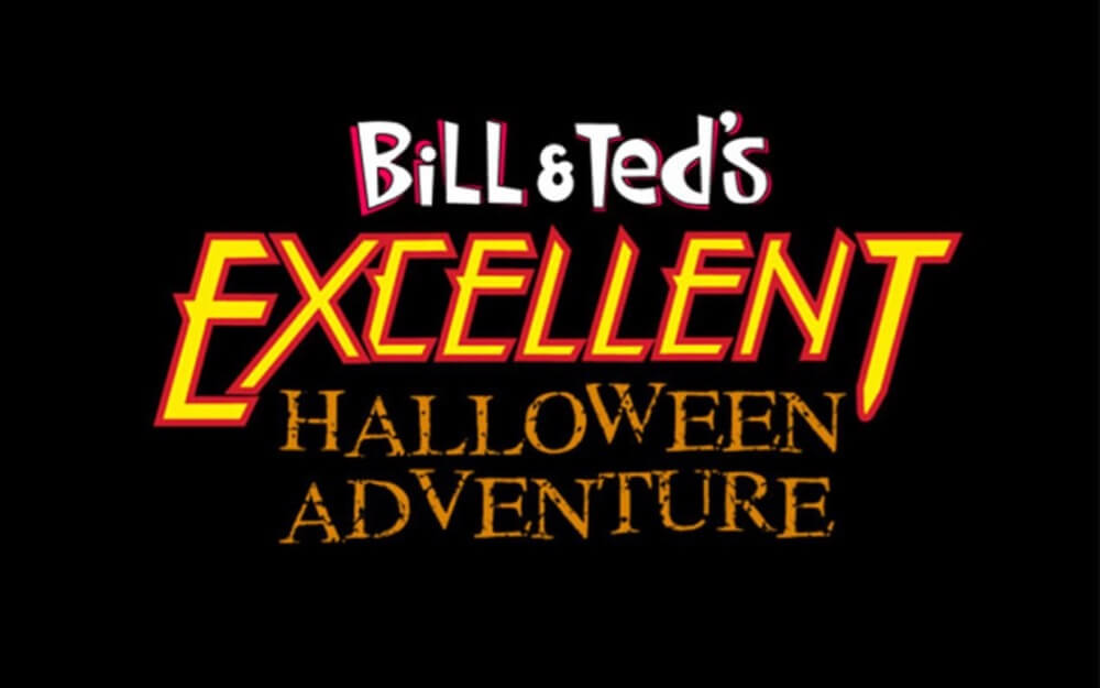 Bill and Ted's Excellent Halloween Adventure to End