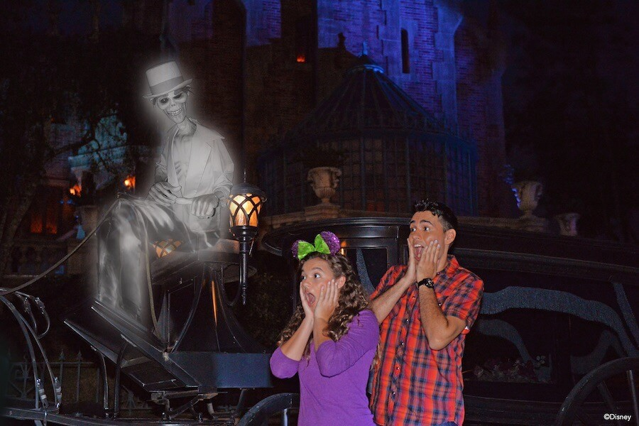 Guardians of the Galaxy — Monsters After Dark - Disney World Not So Scary Photo