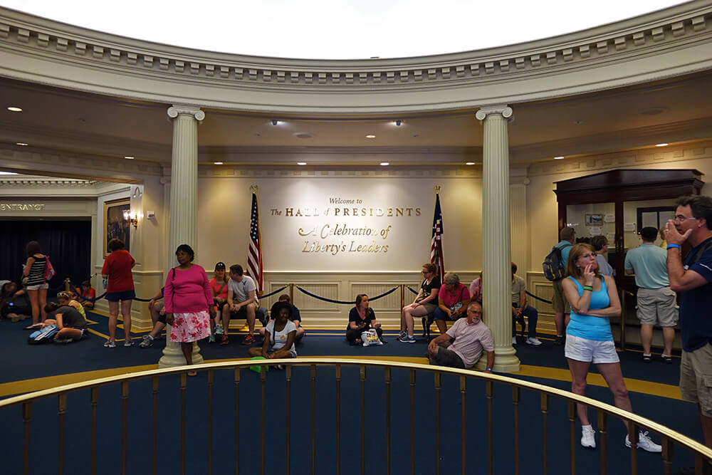 The Secret History of Disney Rides: The Hall of Presidents - Inside