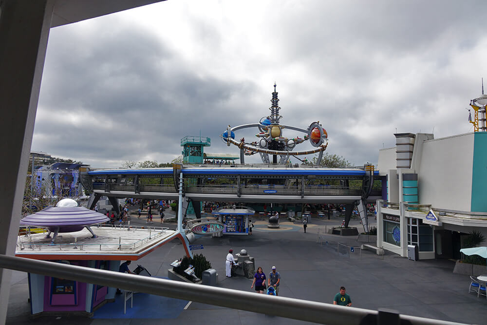 The Secret History of Disney Rides: Tomorrowland Transit Authority PeopleMover - Tomorrowland