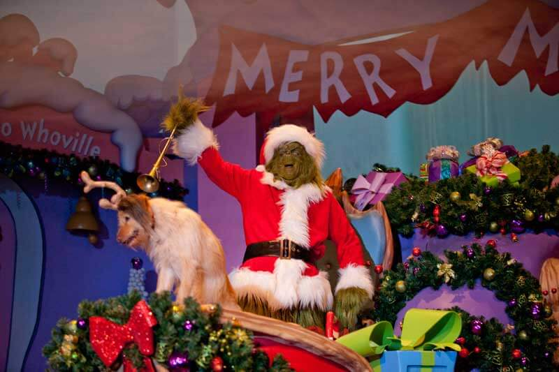 Guide to the Holidays at Universal Orlando Resort