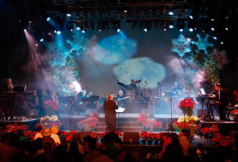 Holidays at Universal Orlando - Manheim Steamroller