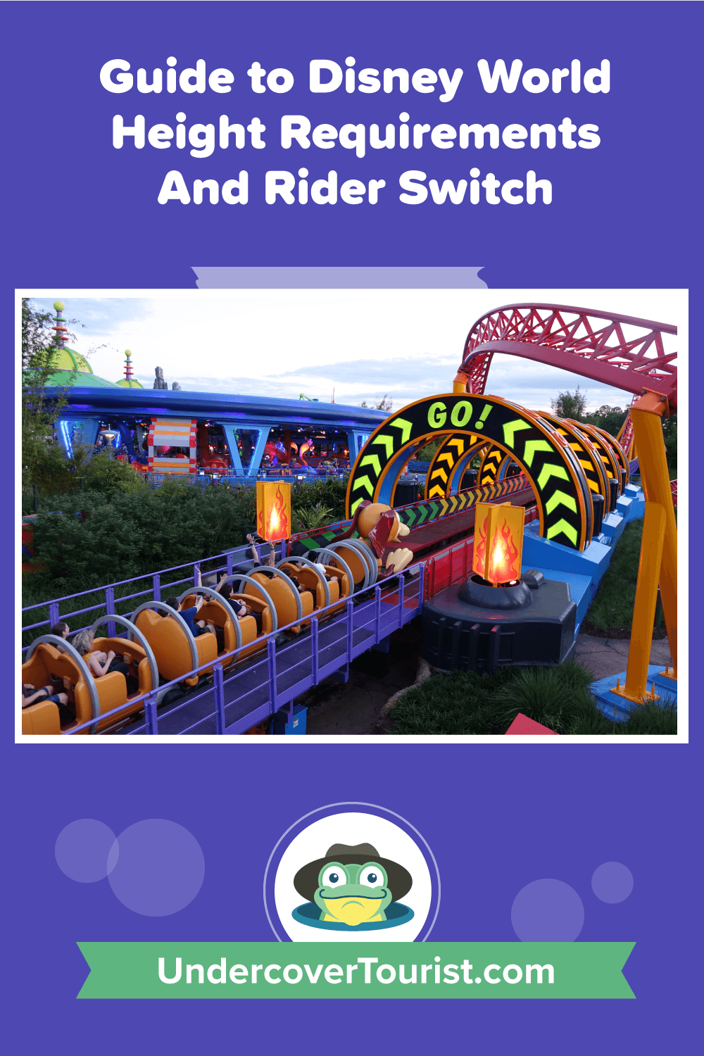 Guide To Disney World Height Requirements And Rider Switch