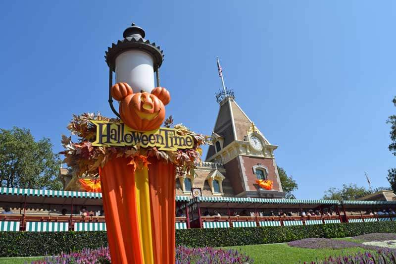 Disneyland Halloween Time 2017