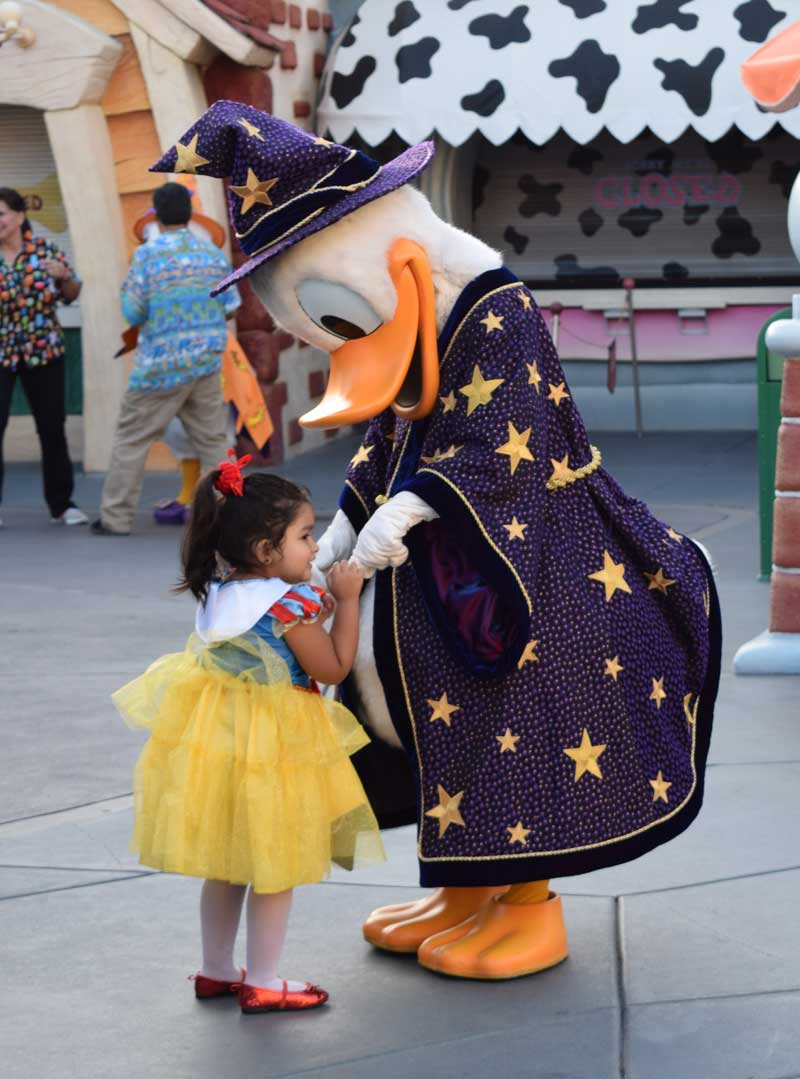 Disneyland Halloween Time - Mickey's Halloween Party