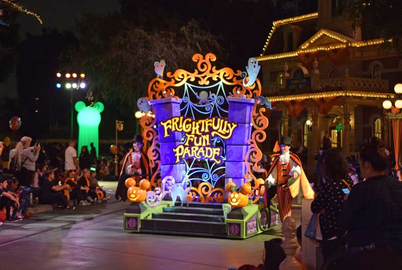 Oogie Boogie Halloween Party.Disneyland Halloween Party Moves To A New Park