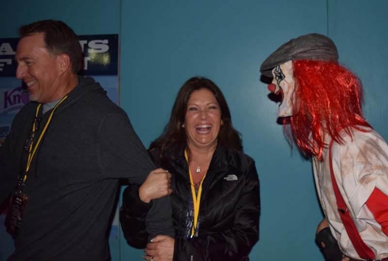 Knott's Scary Farm 2017 - Scares