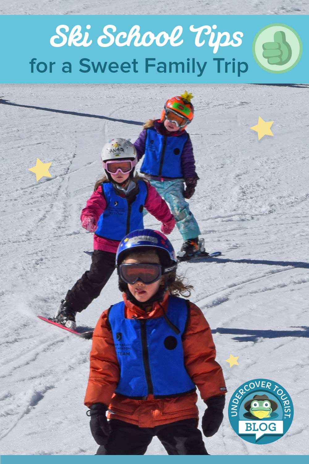 Family Ski School Tips
