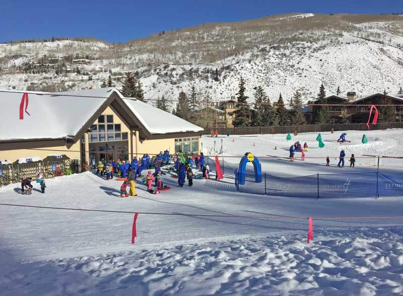 Ski School Tips - Vail Ski School for Kids