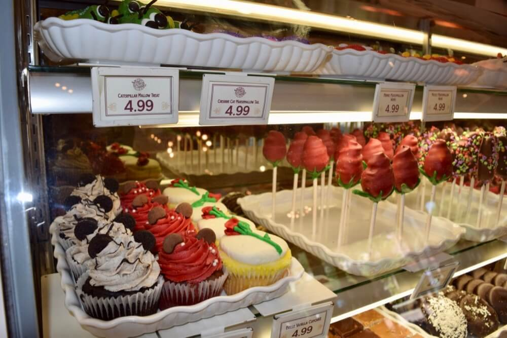 Guide To Downtown Disney at Disneyland - Marceline's Confectionary Treats