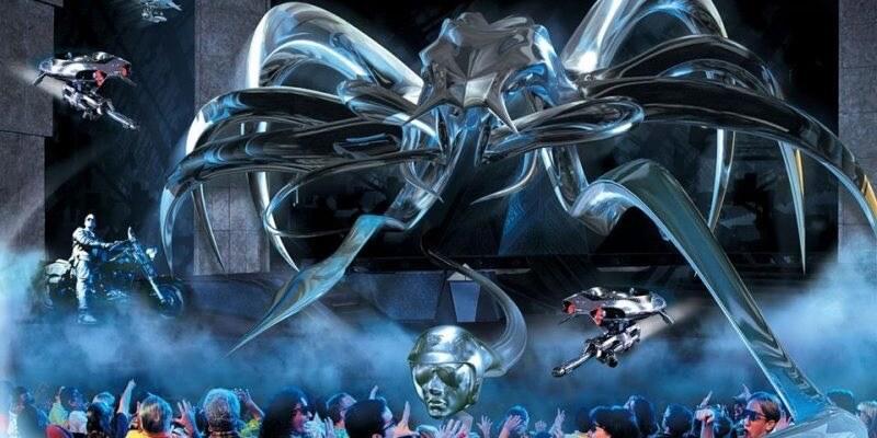 Holidays at the Disneyland Resort - T2 : 3D at Universal Studios Florida