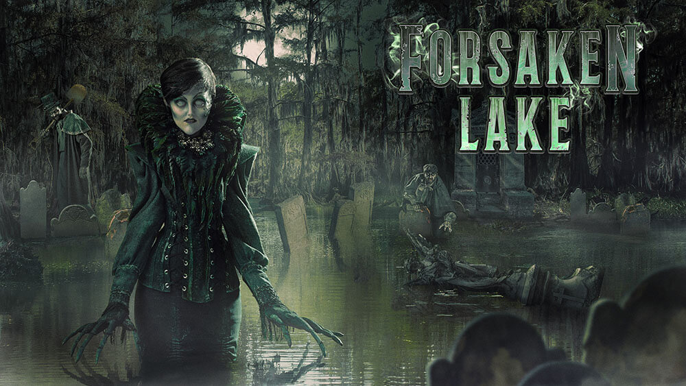 Knott's Scary Farm 2019 - Forsaken Lake