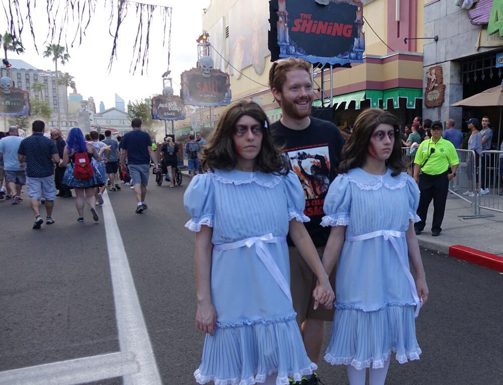 Universal Orlando Halloween Horror Nights 27 Scare Actors