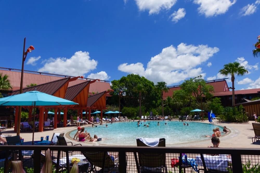 Disney World Deluxe Resort Hotel