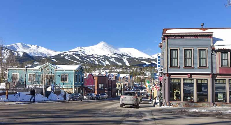 Find the Best Ski Resort for Your Family - Downtown Breckenridge