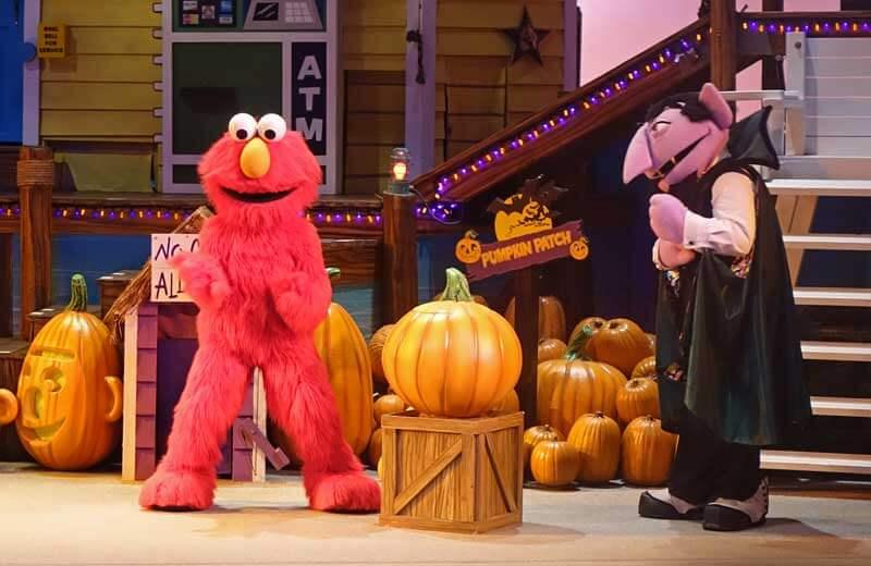 SeaWorld Orlando Halloween Spooktacular - Countdown to Halloween