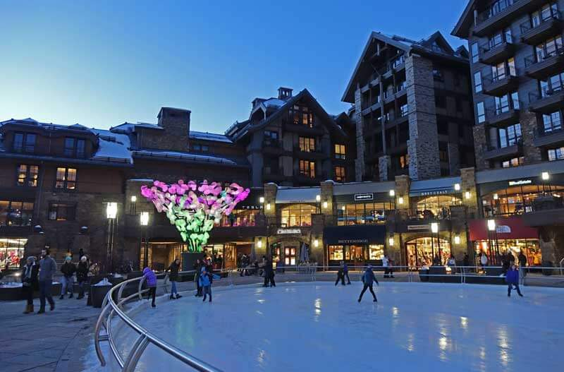 Find the Best Ski Resort for Your Family - Vail Village