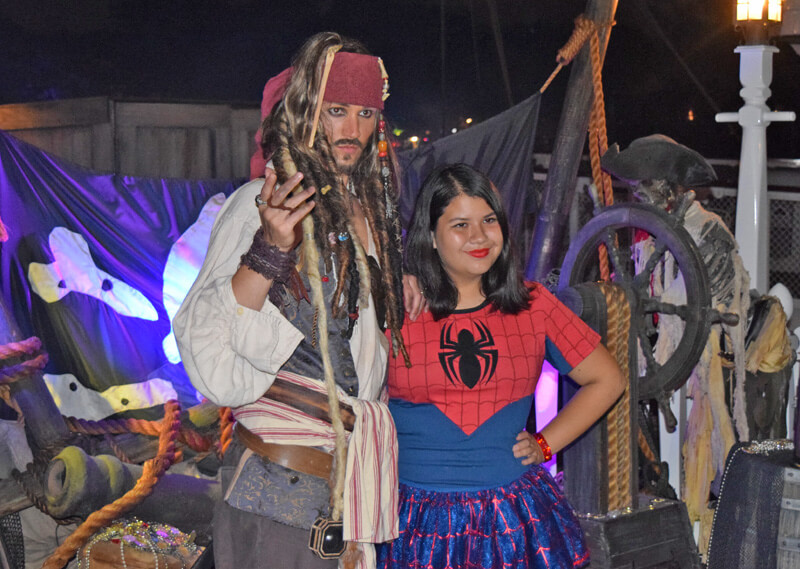 Disneyland for Adults - Dress Up at Mickey's Halloween Party