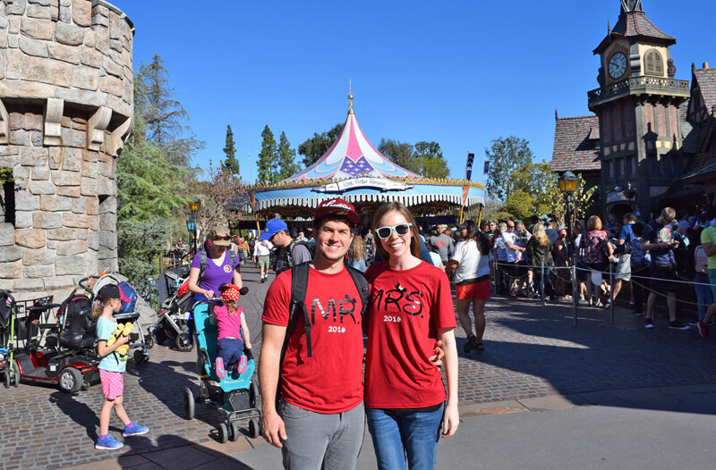 Disneyland for Adults - Couple