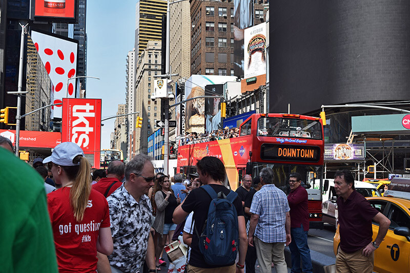 10 Tips for Family Safety in New York City - NYC Crowds