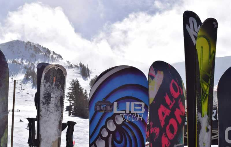 Rent or Buy Ski Equipment - Snowboard Equipment