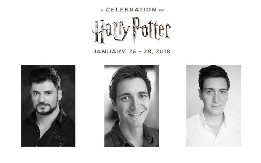 Film Talent Announced for Celebration of Harry Potter 2018