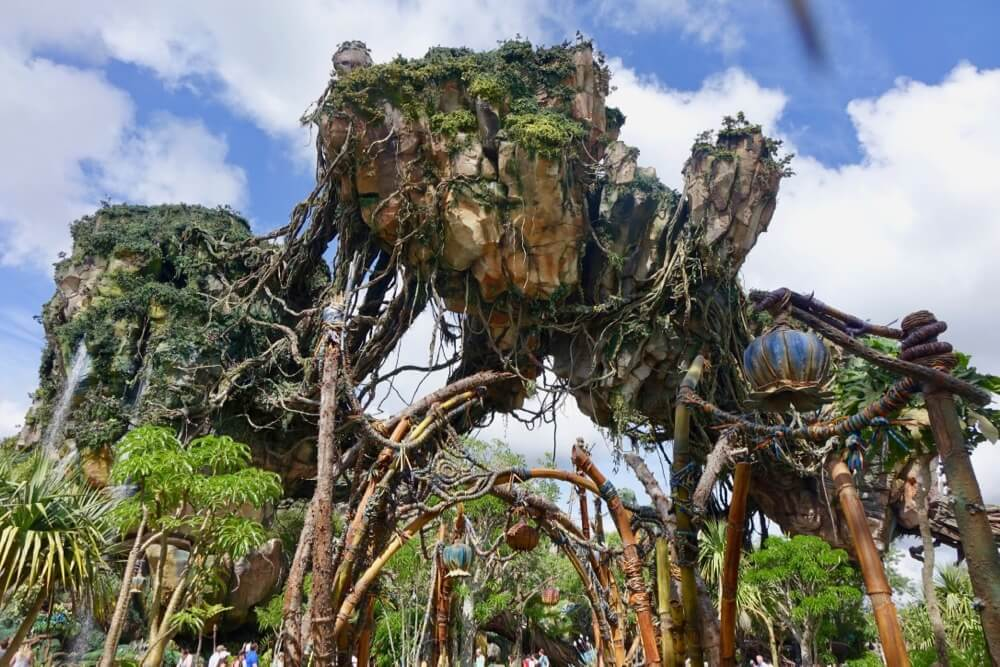 We're Going to Disney - Pandora World of Avatar
