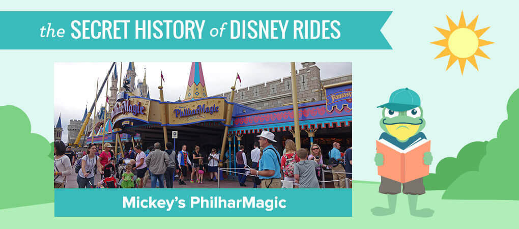 The Secret History of Disney Rides: Mickey's PhilharMagic