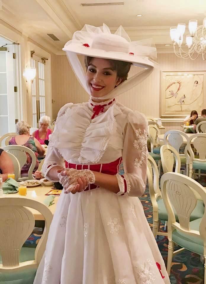 Supercalifragilistic Breakfast - Mary Poppins