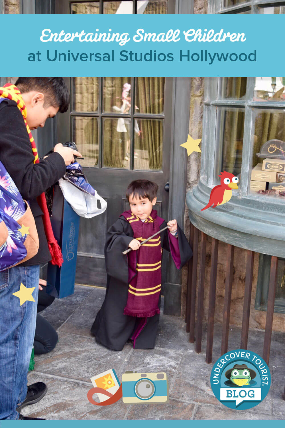 The Best Rides and Entertainment at Universal Studios Hollywood for Toddlers