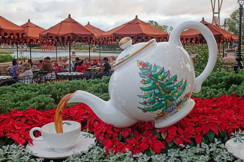 Epcot International Festival of the Holidays 2017