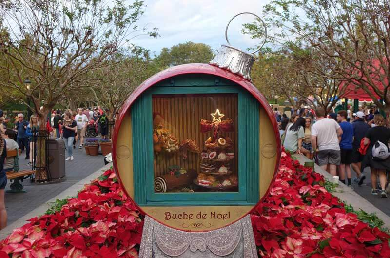 Epcot International Festival of the Holidays 2017 - France