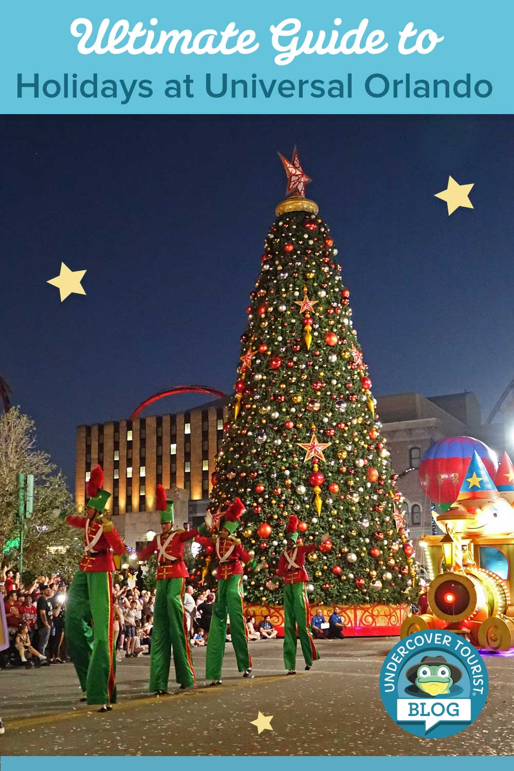 guide to universal orlando holidays christmas in the wizarding world