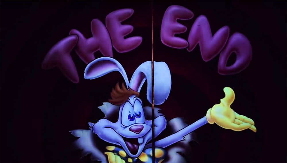 The Secret History of Disney Rides: Roger Rabbit's Car Toon Spin - The End