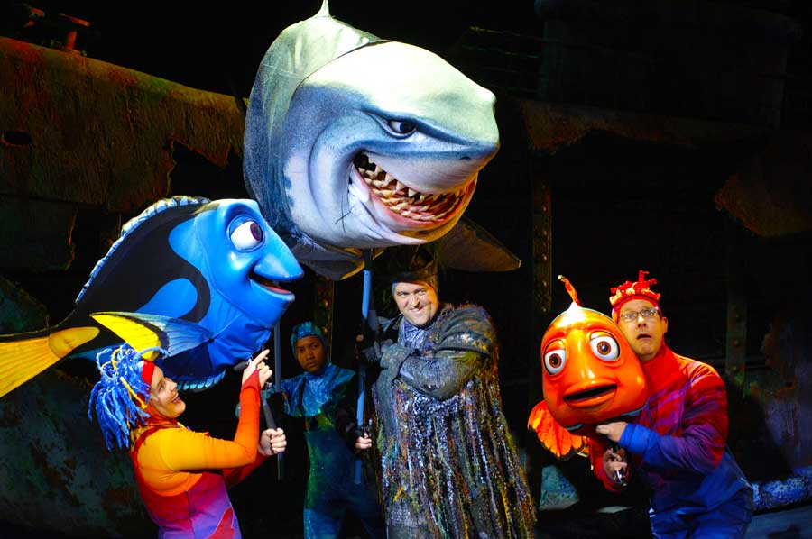 Animal Kingdom Shows - Finding Nemo the Musical